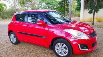 Used Maruti Suzuki Swift ZDi, 2015, Diesel AT for sale in Nagar