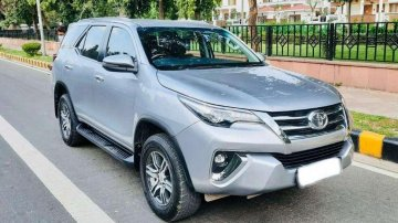 2018 Toyota Fortuner MT for sale in Faizabad