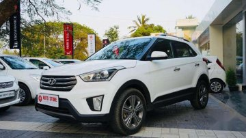 Used Hyundai Creta 1.6 SX 2017 AT for sale in Nashik