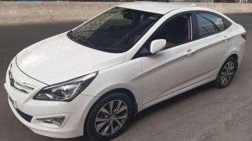 Used 2017 Hyundai Verna MT for sale in Chennai