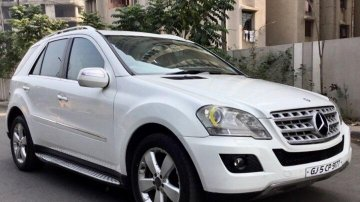 2009 Mercedes-Benz M-Class ML 320 CDI AT for sale in Surat