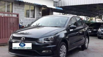 Used 2017 Volkswagen Ameo MT for sale in Coimbatore