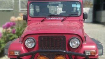 Used Mahindra Thar CRDe 2018 MT for sale in Siliguri