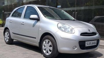 Used 2012 Nissan Micra Diesel MT for sale in Surat