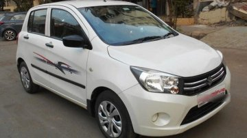 2014 Maruti Celerio VXI MT for sale in Mumbai
