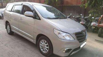 Toyota Innova 2.5 VX 7 STR 2014 AT for sale in Thane