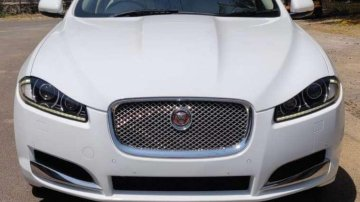 Jaguar XF Diesel 2015 AT for sale in Kolhapur