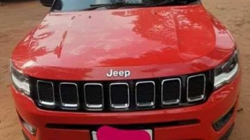 Used 2018 Jeep Compass MT for sale in Palai