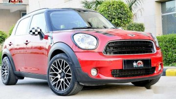 Used 2017 Mini Countryman Cooper D AT for sale in Karnal