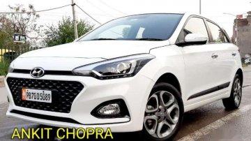 Hyundai I20 Asta 1.2, 2018, Petrol MT for sale in Chandigarh
