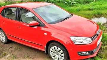 Volkswagen Polo Comfortline, 2014, Petrol MT for sale in Mumbai