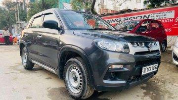 Used 2018 Maruti Suzuki Vitara Brezza LDi MT for sale in Noida