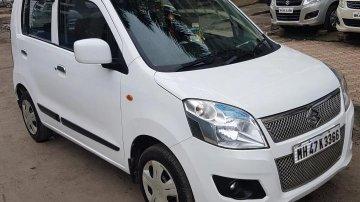 2015 Maruti Suzuki Wagon R VXI AT for sale in Mumbai