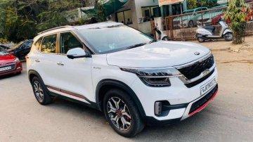 KIA Seltos GTX, 2019, Diesel AT for sale in Ahmedabad