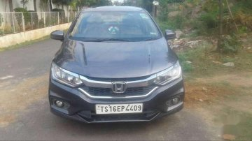 Honda City ZX, 2017, Diesel MT for sale in Hyderabad