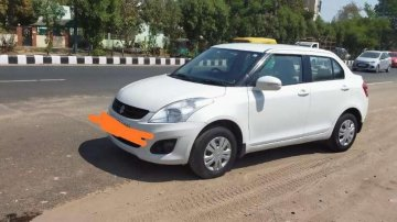 2013 Maruti Suzuki Swift Dzire MT for sale in Vadodara