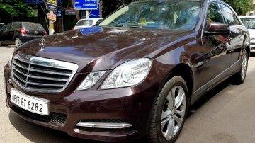 2013 Mercedes-Benz E-Class E250 CDI Blue Efficiency AT in New Delhi
