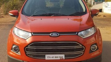 2015 Ford EcoSport MT for sale in Namakkal