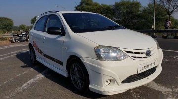 2012 Toyota Etios Liva GD MT for sale in Anand