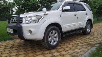 Toyota Fortuner 3.0 4x4 Manual, 2011, Diesel MT for sale in Kolkata