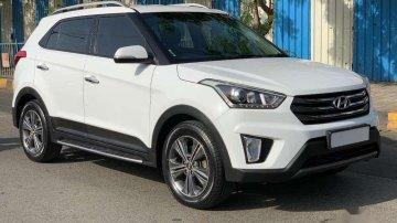 Used 2016 Hyundai Creta 1.6 CRDi SX Option MT for sale in Goregaon