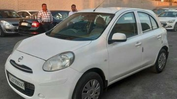 Used Nissan Micra 2012 MT for sale in Vadodara