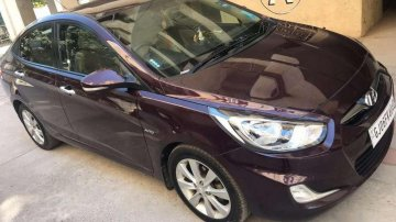 2012 Hyundai Verna 1.6 CRDi SX AT for sale in Vadodara