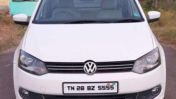 Used 2015 Volkswagen Vento MT for sale in Namakkal