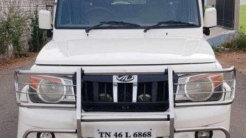 Mahindra Bolero SLX BS IV, 2011, Diesel MT for sale in Namakkal