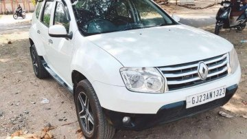 Used Renault Duster 110 PS RxL 2014 MT for sale in Vadodara