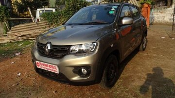 Used Renault KWID 2017 MT for sale in Kolkata