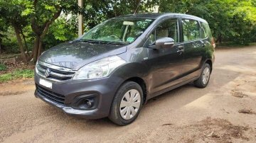 Used Maruti Suzuki Ertiga VXI 2016 MT for sale in Bangalore