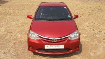 Used Toyota Etios G, 2011, Petrol MT for sale in Mumbai