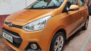 Hyundai Grand i10 Sportz 2013 MT for sale in Kolkata