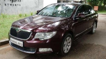 Used 2010 Skoda Superb MT for sale in Coimbatore