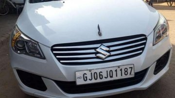 Maruti Suzuki Ciaz 2016 MT for sale in Vadodara