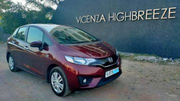 Used Honda Jazz 2017 MT for sale in Vadodara