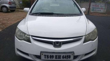Used Honda Civic 2007 MT for sale in Hyderabad