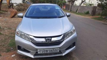 Used Honda City SV 2015 MT for sale in Hyderabad