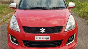 Used Maruti Suzuki Swift VDi ABS, 2016, Diesel MT in Namakkal
