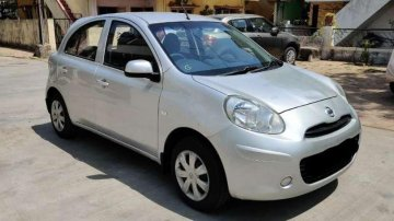 Used 2010 Nissan Micra XV MT for sale in Vadodara