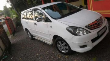 Used 2011 Toyota Innova MT for sale in Munnar