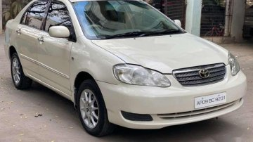 Used Toyota Corolla H5 2006 MT for sale in Hyderabad