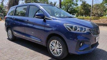 Used 2019 Maruti Suzuki Ertiga VDI MT for sale in Mumbai