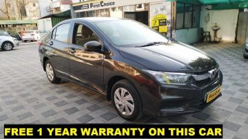 Used 2018 Honda City i-VTEC SV MT for sale in Surat