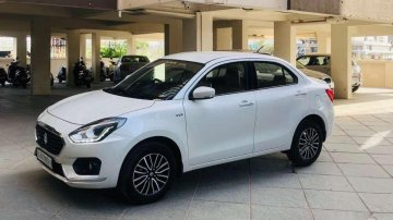 2018 Maruti Suzuki Swift Dzire MT for sale in Vadodara