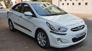 Used 2012 Hyundai Verna 1.6 CRDi SX MT for sale in Surat