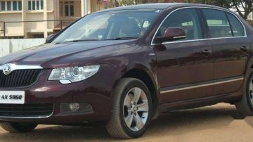 Used Skoda Superb 2012 MT for sale in Coimbatore