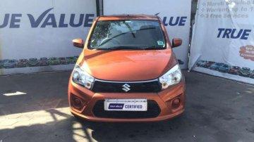 Used Maruti Suzuki Celerio VXI 2018 MT for sale in Chennai