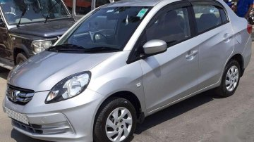 Used Honda Amaze S i-DTEC 2013 MT for sale in Chennai